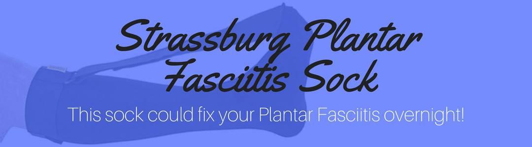 Strassburg Plantar Fasciitis Sock