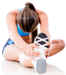 stretching your calf muscles will help cure plantart fasciitis