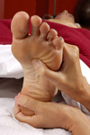 painful heels plantar fasciitis or bursitis