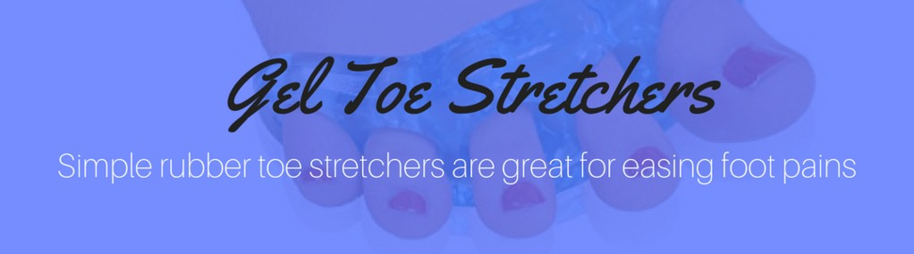 Gel Toe Stretchers