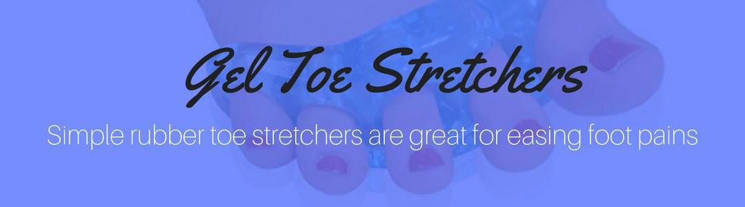 Gel Toe Stretchers