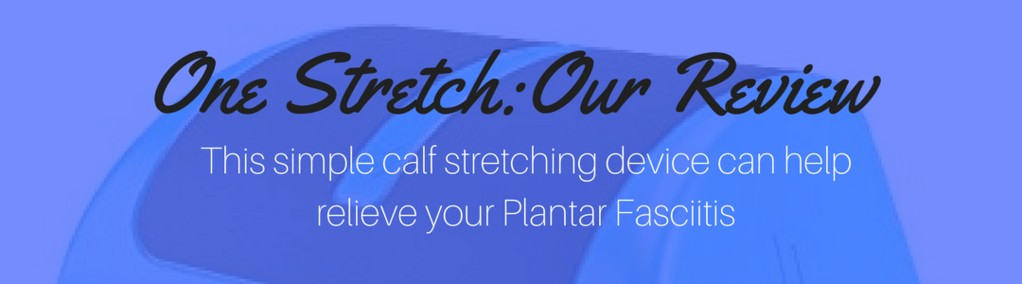 One Stretch Calf Stretching Device Review