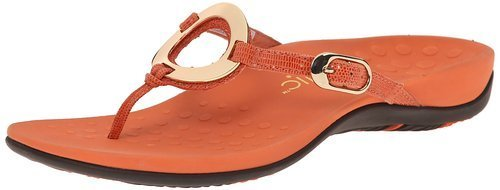 Vionic Womens Karina Arch Support Flip Flop