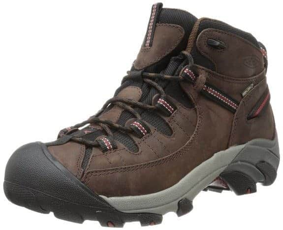 KEEN Mens Targhee II walking shoe