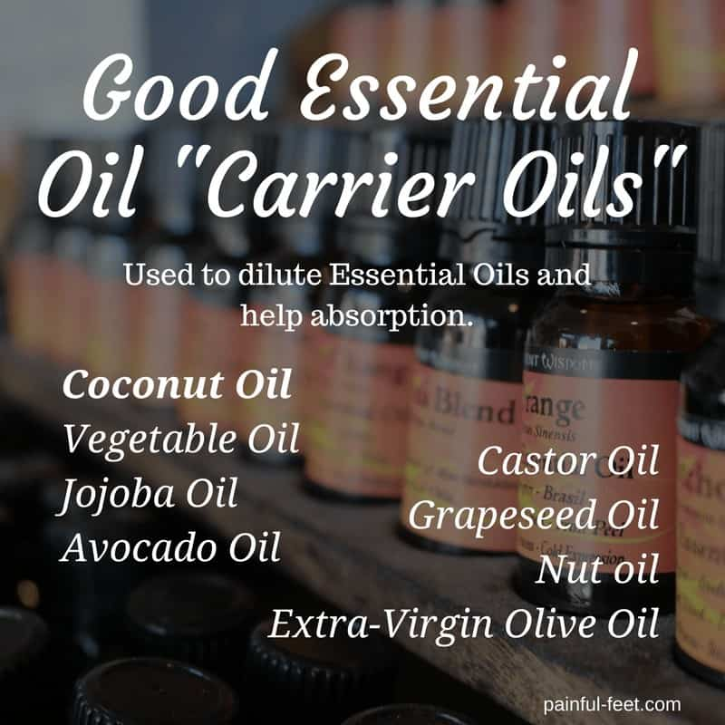 best essential oil carrier oil
