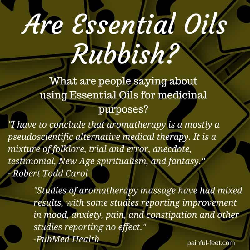 are essential oils fake?