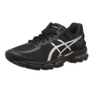 asics gel workout shoe black