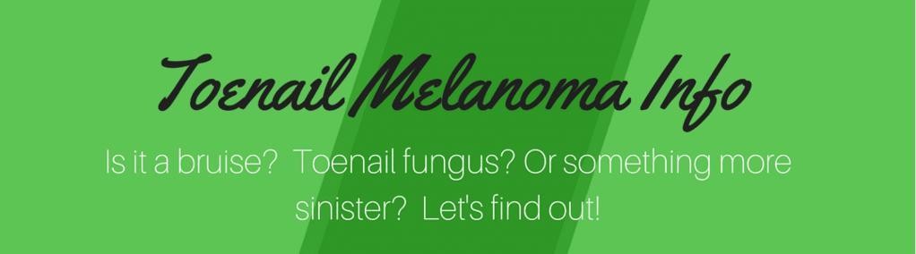 oenail melanoma