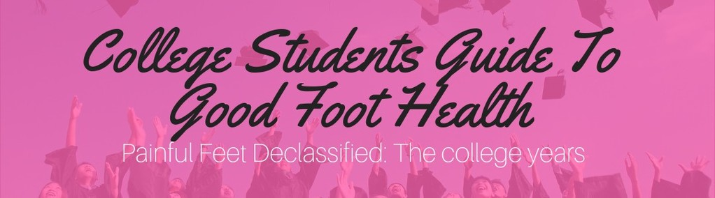 college foot health
